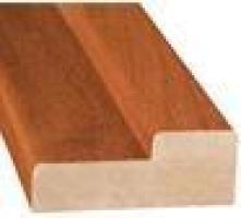 Погонажные изделия (Комплект) Коробка МДФ квадрат