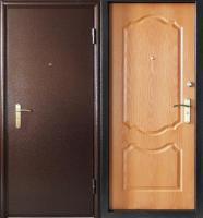 Металлические Металлическая дверь ТС-12