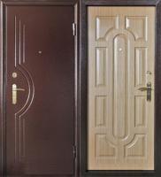 Металлические Металлическая дверь ТС-11