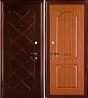 Металлические Металлическая дверь ТС-10