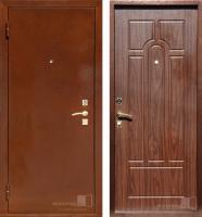 Металлические Металлическая дверь ТС-29