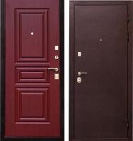 Металлические Стальная дверь Бордо